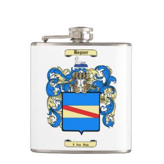 Bogner Hip Flask