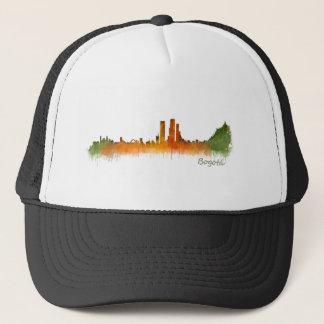 Bogota City Colombia Cundinamarca Skyline v02 Trucker Hat