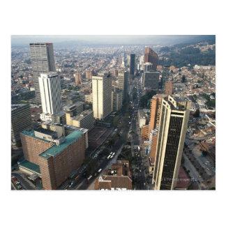 Bogota, Colombia Postcard