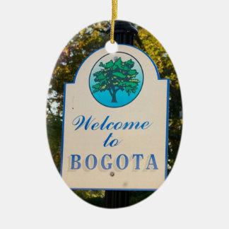 Bogota Ornament 2011