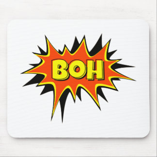 BOH MOUSE PAD