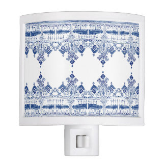Bohem Blue Nightlight Night Light