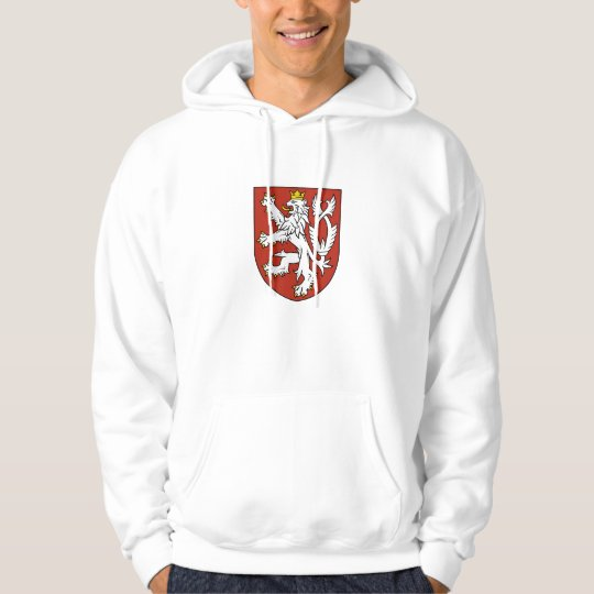 bohemia emblem hoodie