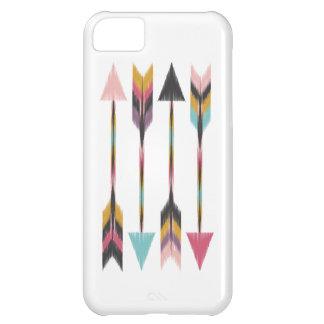 """Bohemian Arrows"" iPhone 5C Case"