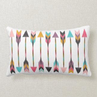 Bohemian Arrows Lumbar Pillow
