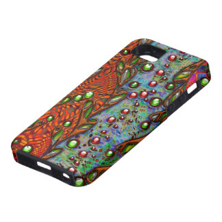 bohemian art abstract pattern iPhone 5 covers