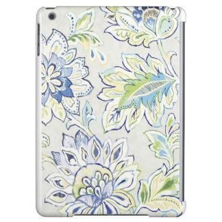 Bohemian Blue Flower iPad Air Case