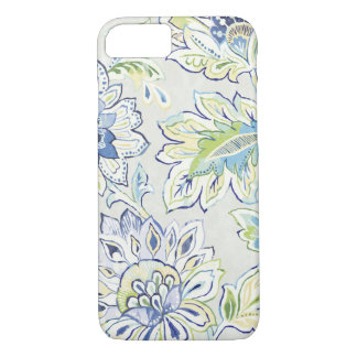 Bohemian Blue Flower iPhone 8/7 Case