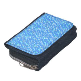 Bohemian-Blue--Lace-Wallet's-Multi-Types! Wallets