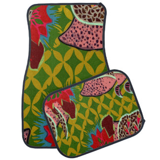 Bohemian Car Mats Floor Mat