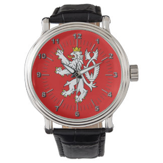 Bohemian Coat of arms Watch