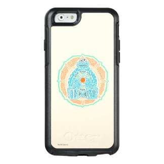 Bohemian Cookie Monster OtterBox iPhone 6/6s Case