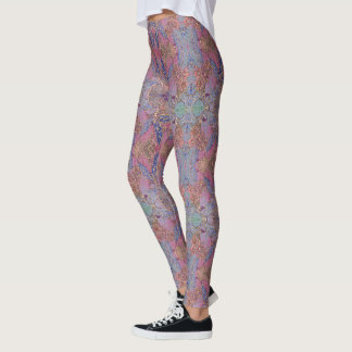 Bohemian Fusion Leggings