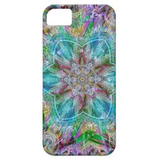 Bohemian Green kaleidoscope iPhone 5 Case