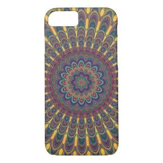 Bohemian oval mandala iPhone 8/7 case