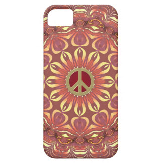 Bohemian Peace Flower of Life iPhone 5 Case