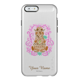 Bohemian Snuffleupagus | Add Your Name Incipio Feather® Shine iPhone 6 Case