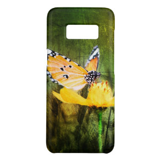 Bohemian summer daisy western country butterfly Case-Mate samsung galaxy s8 case