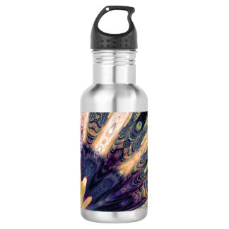 Boho Abstract 532 Ml Water Bottle