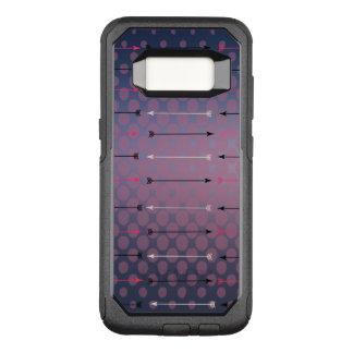 Boho Arrows OtterBox Commuter Samsung Galaxy S8 Case