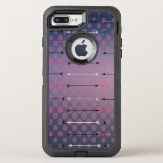 Boho Arrows OtterBox Defender iPhone 8 Plus/7 Plus Case