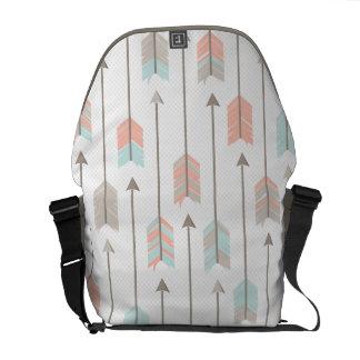 Boho Arrows Pattern Messenger Bags