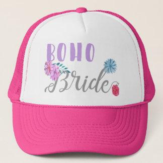 Boho-Bride.gif Trucker Hat