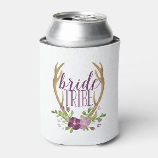 Boho Bride Tribe Can Cooler