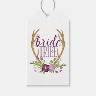 Boho Bride Tribe Gift Tags Pack Of Gift Tags