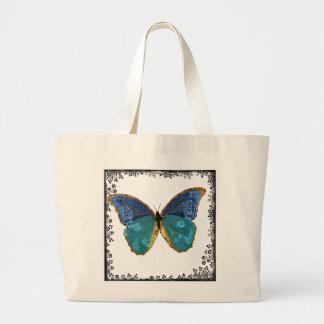 Boho Butterfly Art Bag