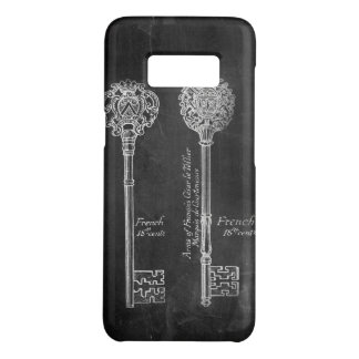boho Chalkboard Victorian steampunk skeleton keys Case-Mate Samsung Galaxy S8 Case