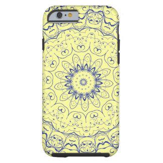 Boho Chic Lace Look Tough iPhone 6 Case