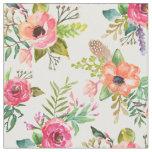 Boho Floral | Fabric