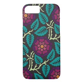 Boho Floral iPhone 7 Phone Case