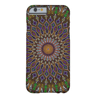boho lace kaleidoscope mandala iPhone case