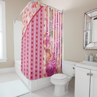 BOHO LIVING I - Shower Curtain