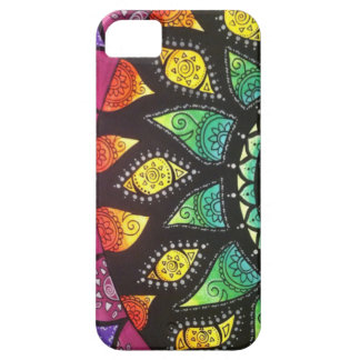 Boho lotus iphone 5 case