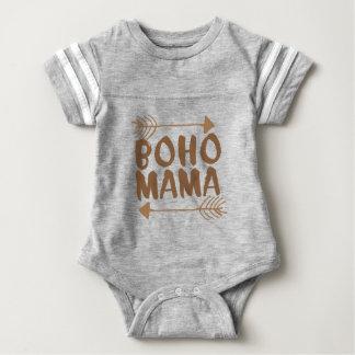 boho mama baby bodysuit