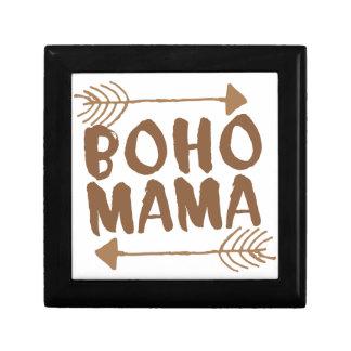 boho mama gift box