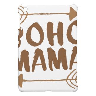 boho mama iPad mini cover
