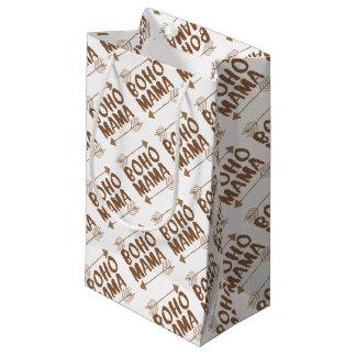 boho mama small gift bag