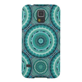 Boho mandala abstract pattern design case for galaxy s5