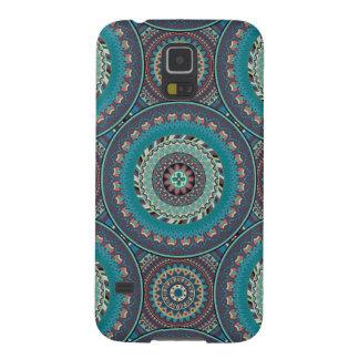 Boho mandala abstract pattern design galaxy s5 cases