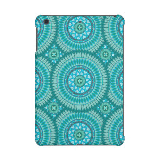 Boho mandala abstract pattern design iPad mini case