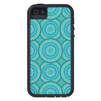 Boho mandala abstract pattern design iPhone 5 case