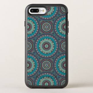 Boho mandala abstract pattern design OtterBox symmetry iPhone 8 plus/7 plus case