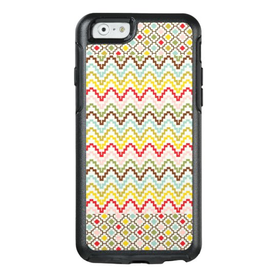 Boho Native American Tribal Pattern OtterBox iPhone 6/6s Case