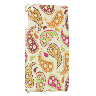 Boho Paisley iPad Mini Case