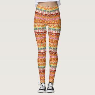Boho Pattern 3 ~ Leggings