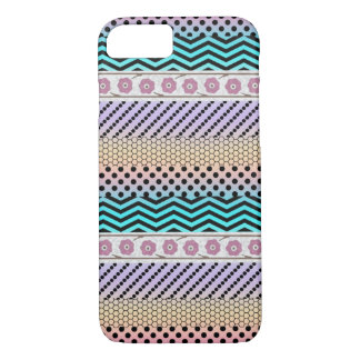Boho Pattern iPhone 7 Phone Case